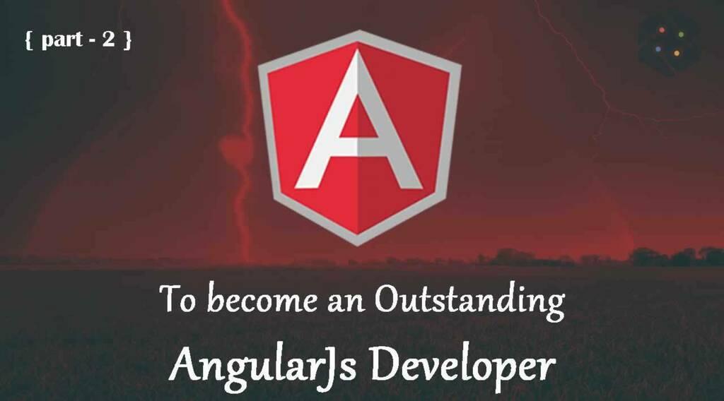 To become an Outstanding AngularJs Developer - part 2  ☞  https:// ift.tt/2ZfIPlu      #angular #javascript<br>http://pic.twitter.com/Qst5BxXwP4