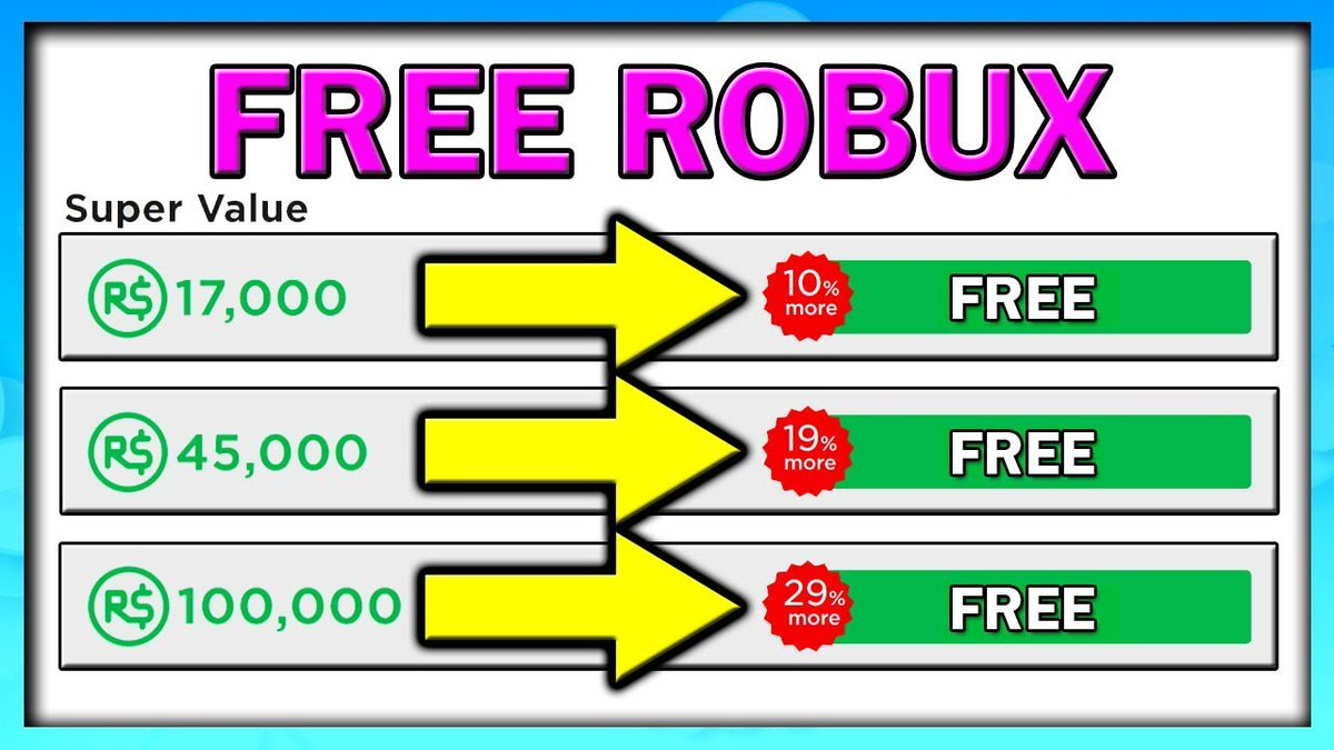 How To Get Free Robux Links Hackrobux Hashtag On Twitter