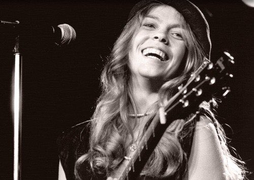 Rickie Lee Jones - Satellite  via Happy Birthday Rickie