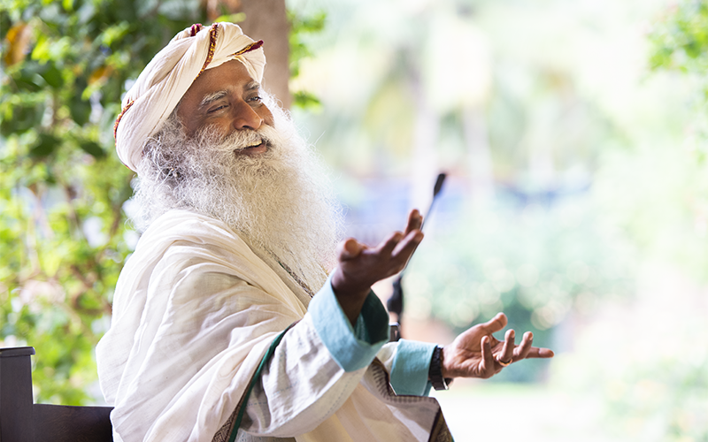 If you are miserable when you are alone, you are obviously in bad company. #SadhguruQuotes