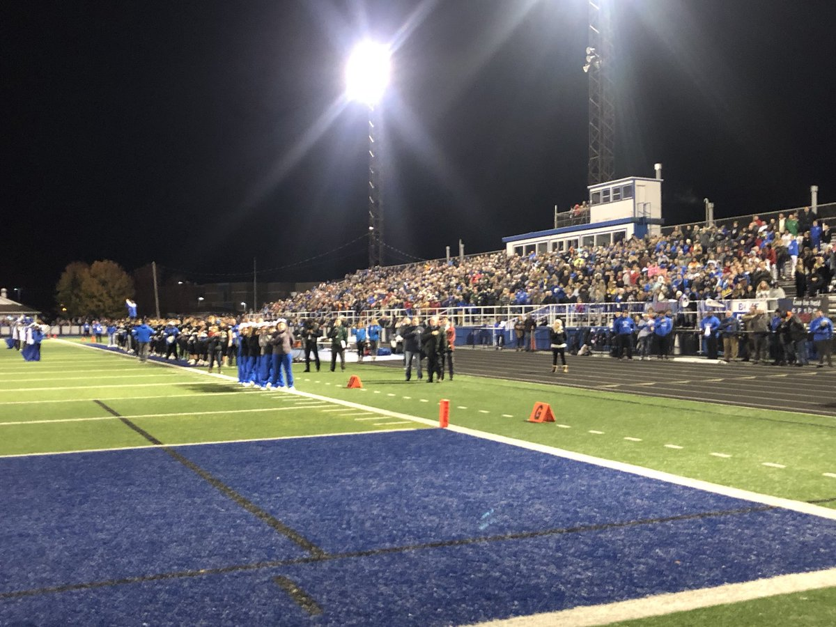 Xenia finishes 9-2 and caps off a historic year with an MVL championship and its first ever playoff appearance! This was fun! Let's do it again next year! #WeAreXenia