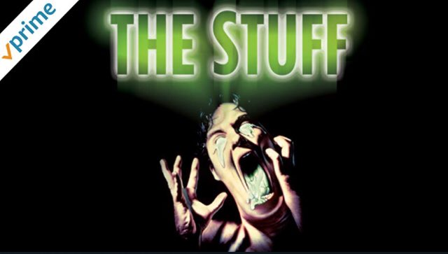 it's time to watch & tweet The Stuff streaming for free on Prime and use the hashtag #FrightClub to tweet along!