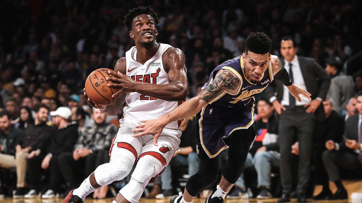 #MIAvsLAL Final: HEAT 80 - Lakers 95  🔥 Butler 22pts, 3asts, 6rebs, 2stls 🔥 Dragic 19pts, 7asts, 6rebs 🔥 Adebayo 11pts, 4asts, 9rebs, 1blks, 3stls 🔥 Nunn 10pts, 1asts, 3rebs, 1blks, 2stls