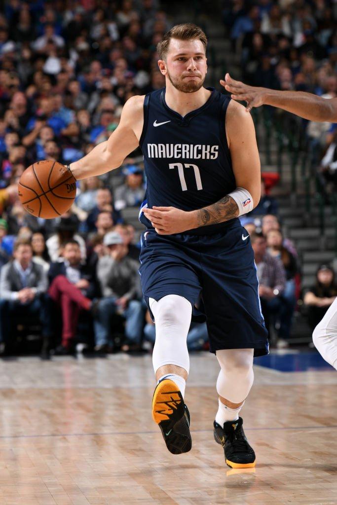 Luka Doncic is the youngest player in @NBAHistory to record 4 triple-doubles in the first 8 games of a season. He also joins Maurice Stokes (1957-58), Oscar Robertson (1960-61,1961-62) and Russell Westbrook (2016-17) as the only players to do so.