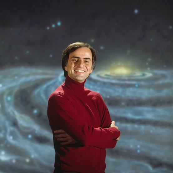 Happy birthday to the great Carl Sagan He would have been 85 today.