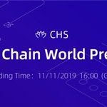 Image for the Tweet beginning: CHAOS Chain (CHS) will be