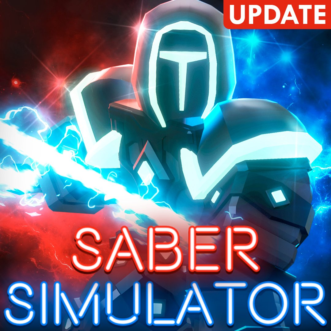 Henry On Twitter Saber Simulator Update Is Out 2x Strength This