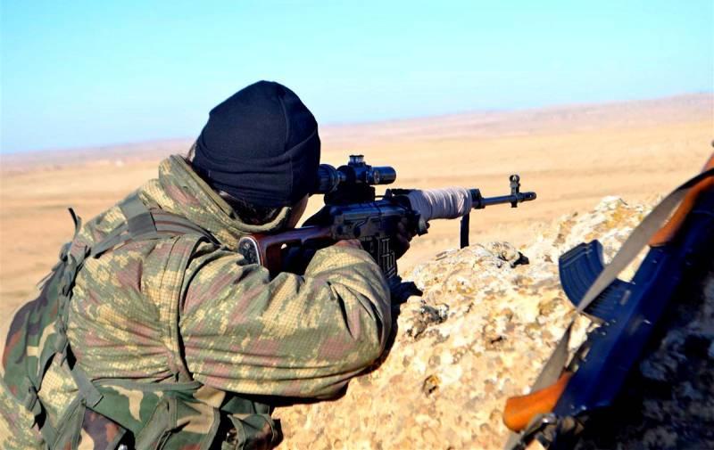 Русские снайперы в Сирии. Бесшумный подвиг глазами арабского корреспондента