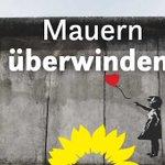 Image for the Tweet beginning: Wir feiern heute #30JahreMauerfall und