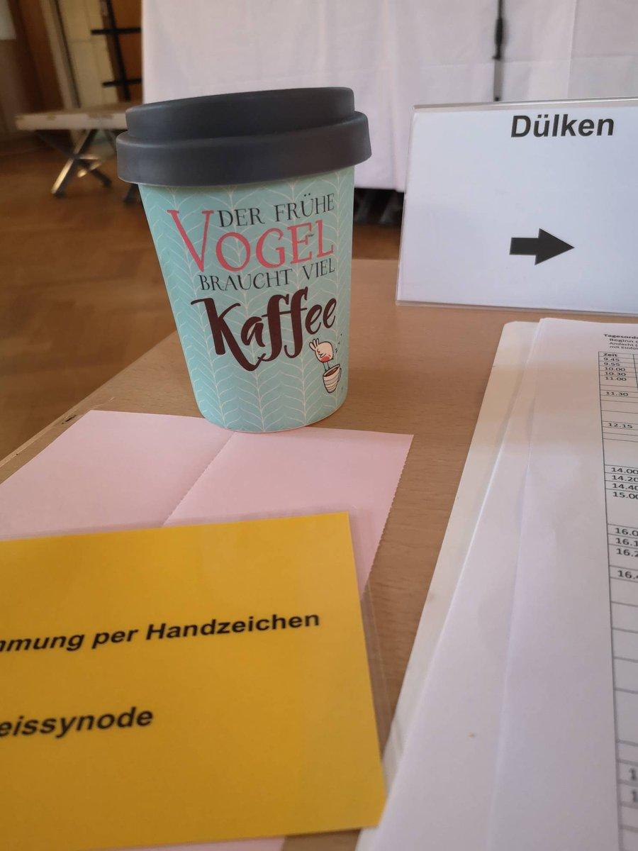 Start der #Kreissynode #krefeld #viersen #kkkv #ekduelken
