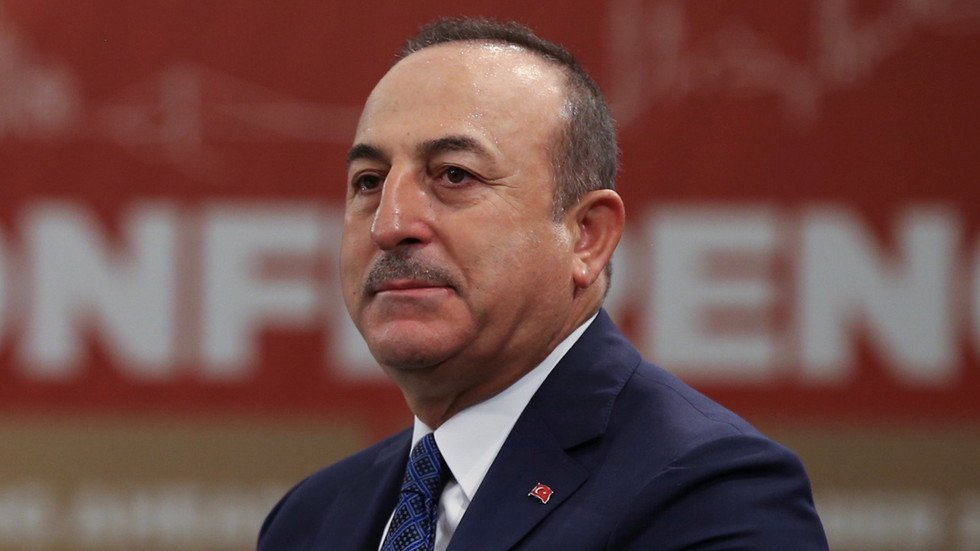 US doesn't hide it's in #Syria for oil, uses revenues to fund terrorism – Turkish FM