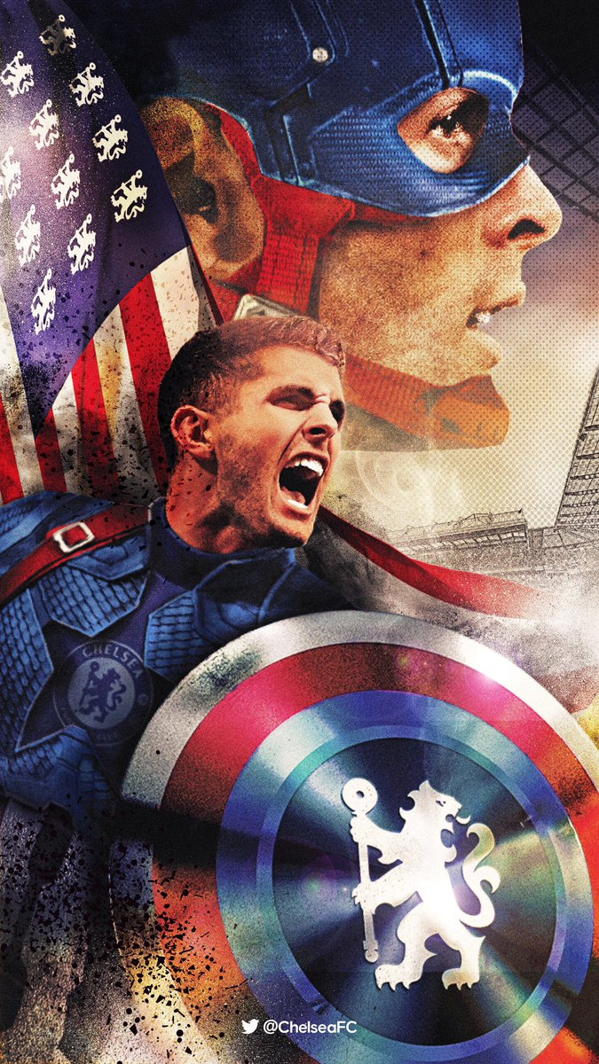 Christian Pulisic My Winger My Captain America 🔥🔥😍😍 Say his name #CHECRY