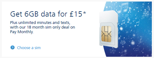 Alternatively Receive 6GB Of Data & Unlimited Minuets/Texts For £15 Per Month With The 12 Month Contract @O2 With #O2Priority #Love #Tech #Android #iOS13 http://tidd.ly/c29f6f47