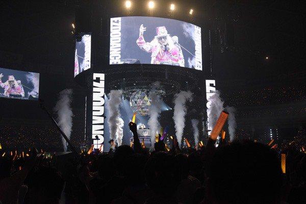 RT @DJKOO_official: #アイドルマスターシンデレラガールズ !! #FunkyDancing !!  アイマス最KOOの模様!!   #アイマス #DJKOO https://t.co/stcj6qDv2L
