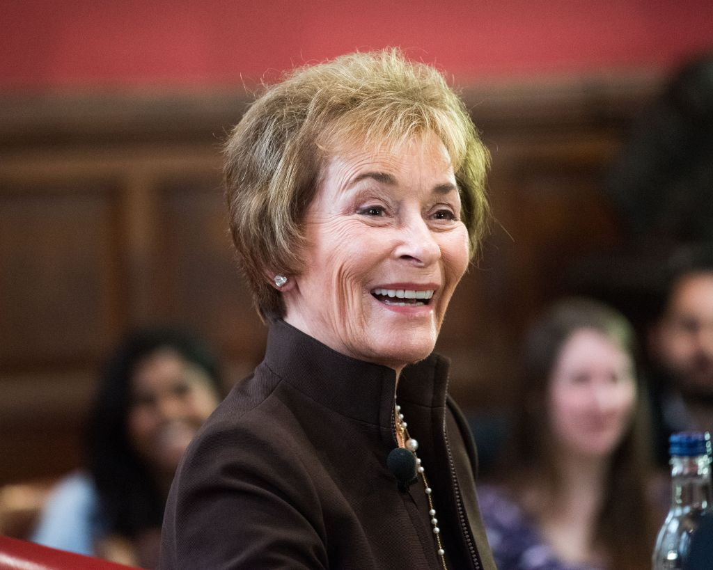 'Real Time With Bill Maher': Judge Judy Courts Voters For Michael Bloomberg dlvr.it/RHxR3l