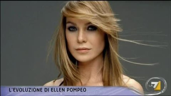 "November 10:Happy 50th birthday to actress,Ellen Pompeo(\""Law & Order\"")"