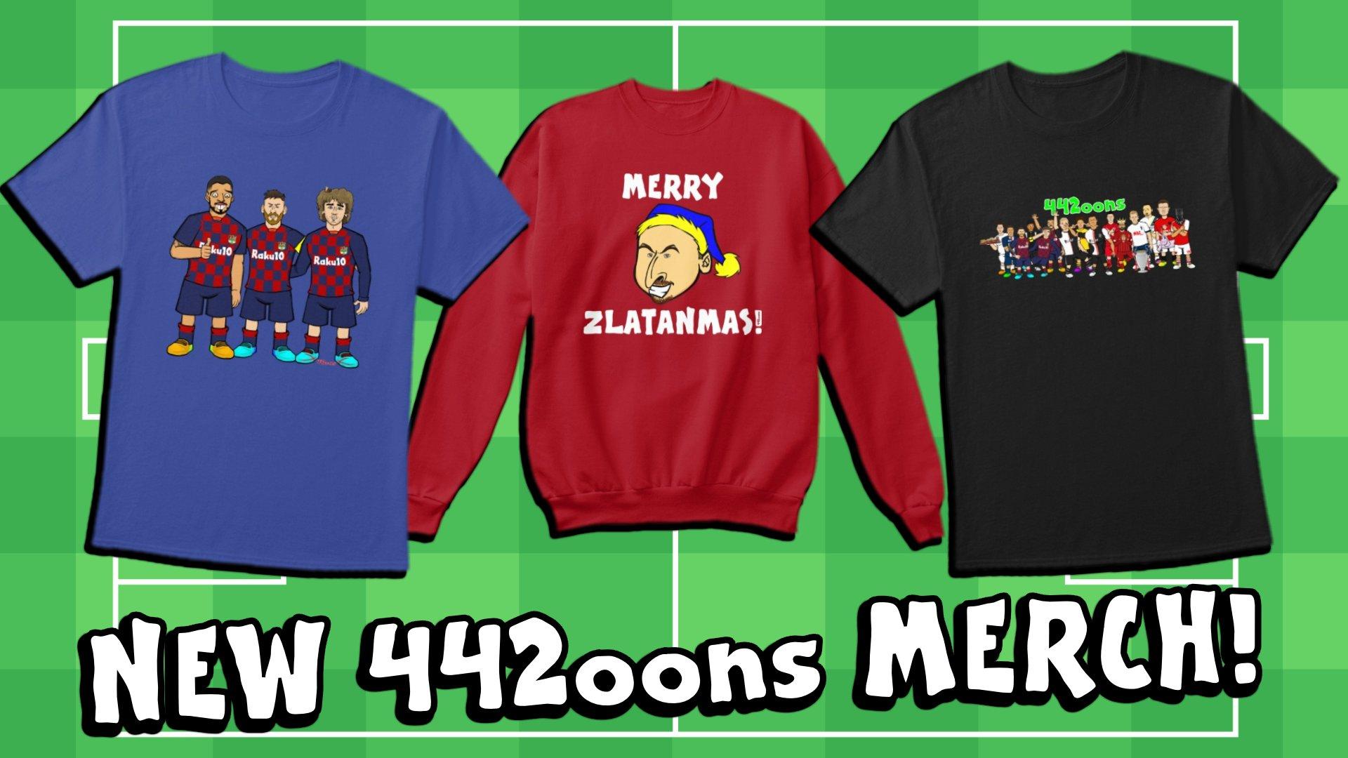 442oons Shirts