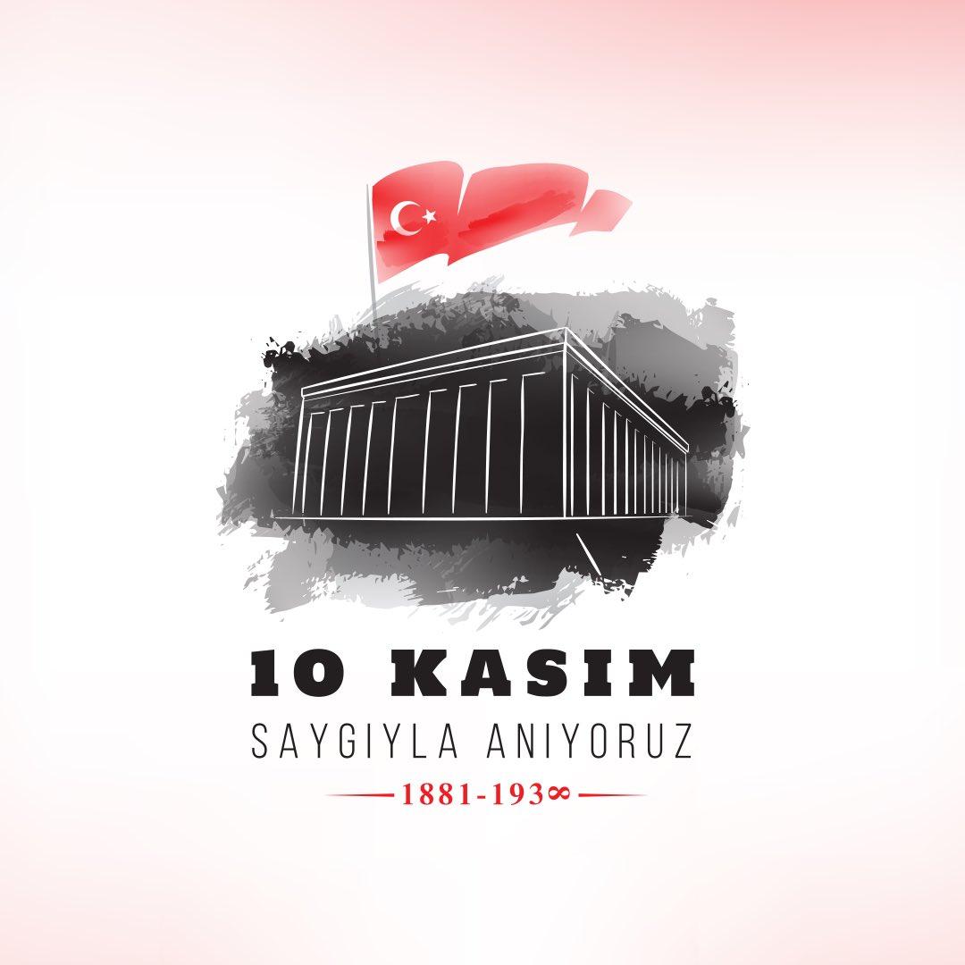 Ulu Önderimiz Mustafa Kemal Atatürk'ü saygı ve özlemle anıyoruz. https://t.co/zynwLXY3ib
