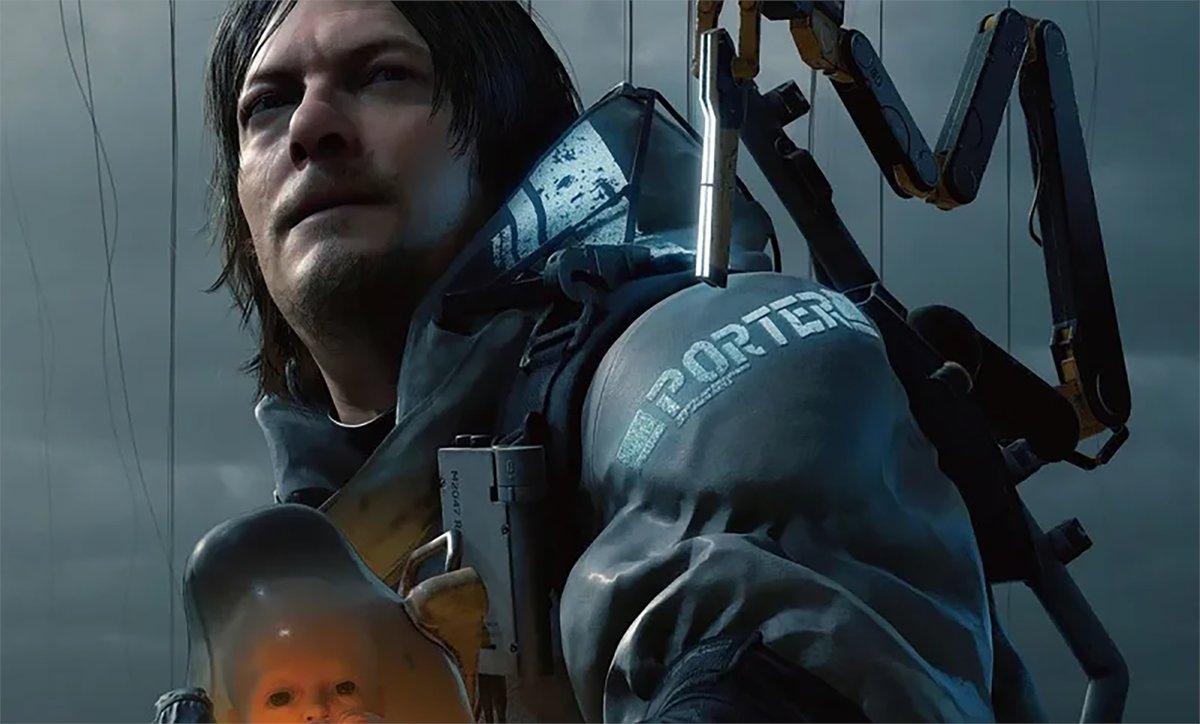 Llegó a PS4 Death Stranding, el videojuego más esperado del año