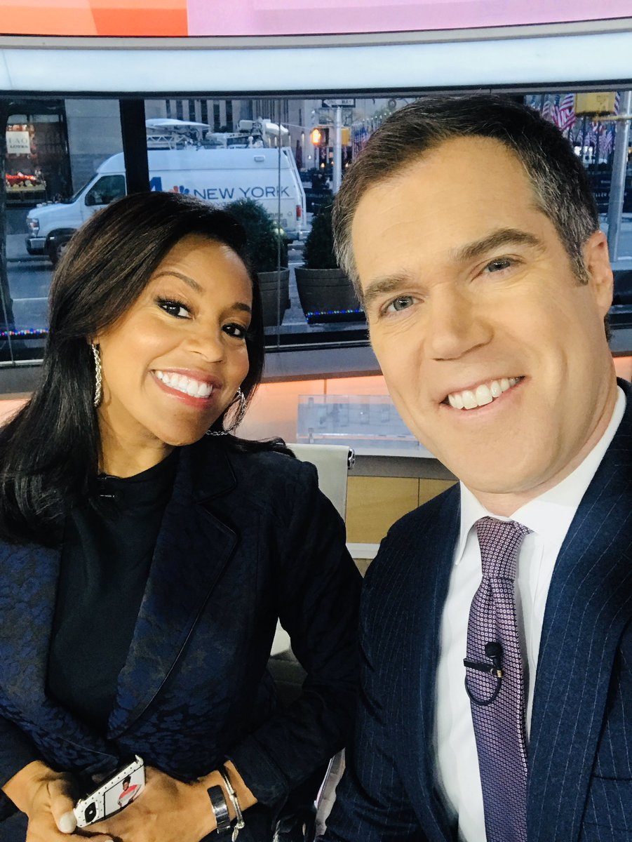 We're up early for you on this Saturday morning - hope you have a good day! ☀️ @TODAYshow