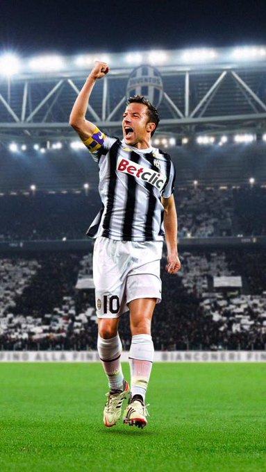 Happy birthday to Alessandro Del Piero