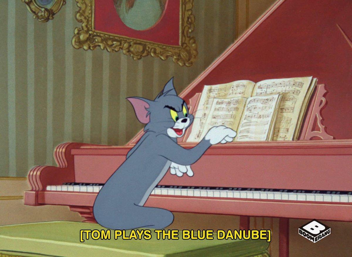 "DYK: ""Johann Mouse"" won the Oscar for Best Animated Short Film in 1953 🎹"