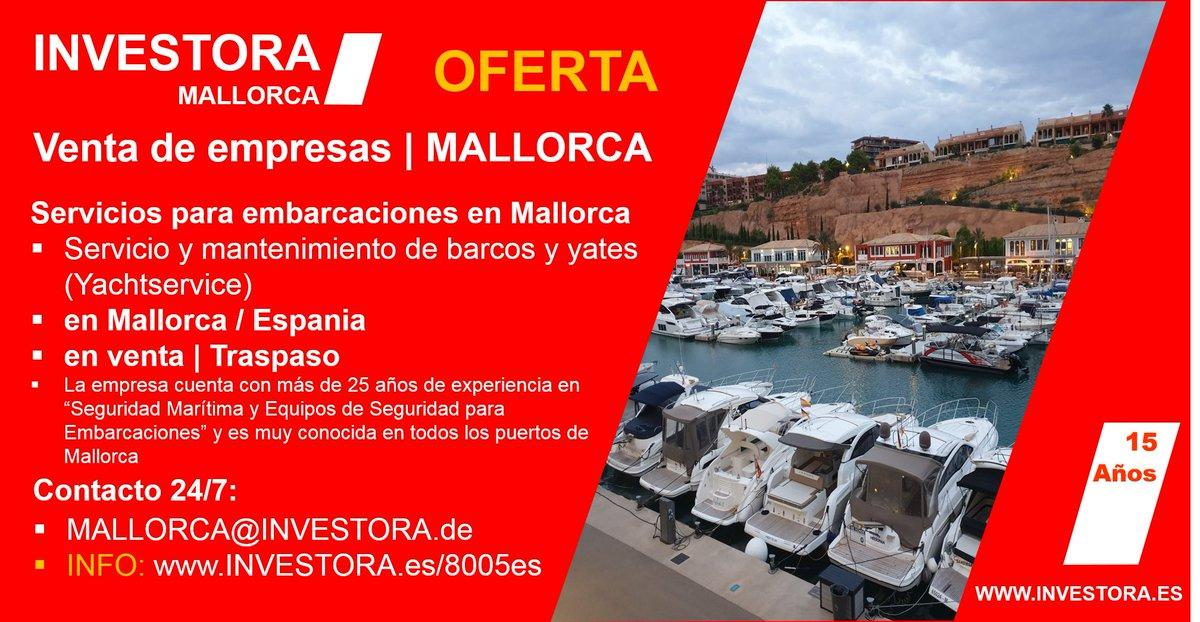 Investora Mallorca Mallorcafirmen Twitter