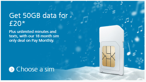 Trying to find a #SimOnly plan with lots of data? @O2 Offer Unlimited Data, Unlimited Minuets, Texts For £35 Monthly. Alternatively Order 50GB Of Data For Only £20 Per Month On A 18 Month Contract With #O2Priority #Love #Tech #Android #iOS13 http://tidd.ly/c29f6f47