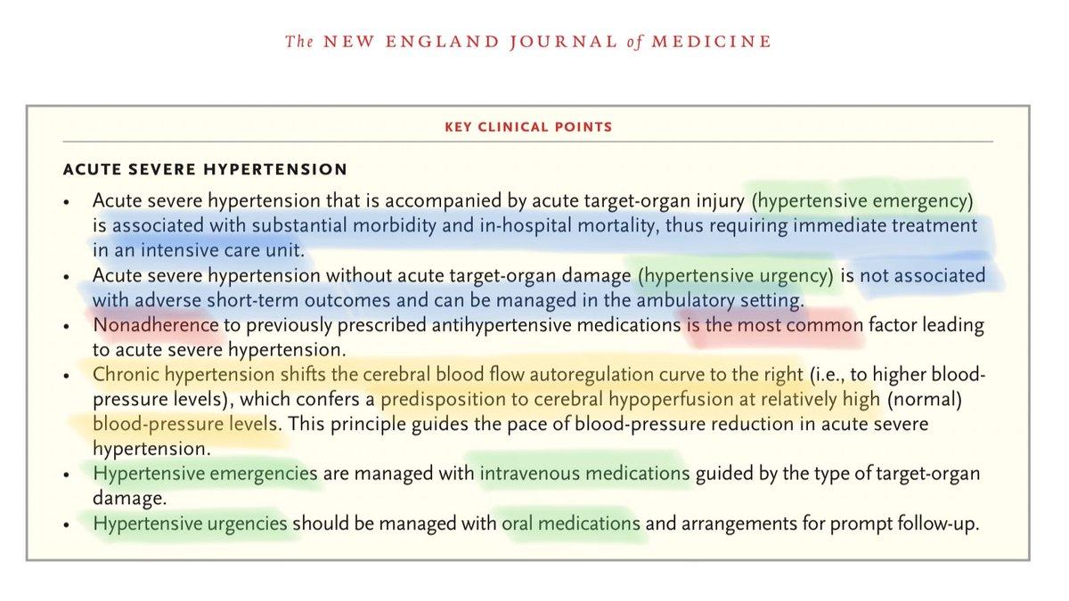 ¿Se puede manejar la urgencia hipertensiva de forma ambulatoria?