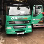 Image for the Tweet beginning: On a wet day @OILDIRECT