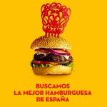 Image for the Tweet beginning: ¿Y si la mejor hamburguesa