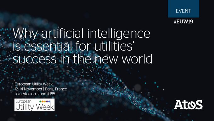 #AI is supporting #utilities essential transformations as we enter the new energy era. Come...