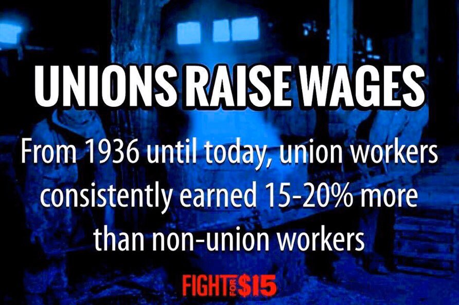 Unions have helped Millions to   climb into the Middle Class  and provide for their Families!       #1u #canlab #UnionStrong #SaturdayThoughts<br>http://pic.twitter.com/A3UVgLjI26