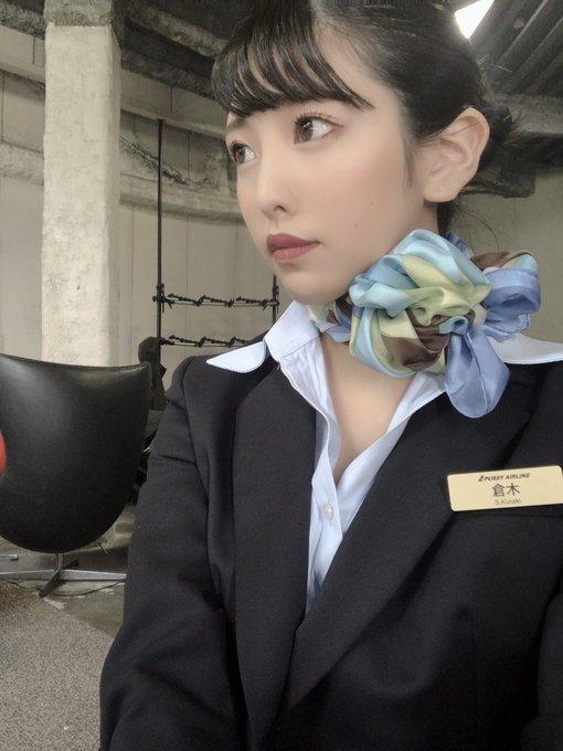 AV女優倉木しおりのTwitter自撮りエロ画像18