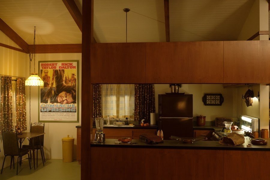 Film Interiors.  'Once Upon A Time In Hollywood' (2019, Quentin Tarantino) <br>http://pic.twitter.com/B2IZEHElUa