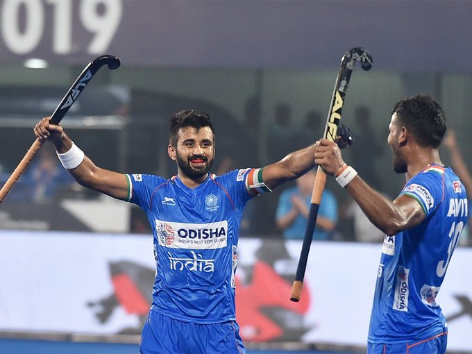 #HockeyIndiaCaptain @manpreetpawar07 hopes to complete 'unfinished business' in 2023 @FIH_Hockey World Cup Read: http://toi.in/CKiWTb52/a24gk