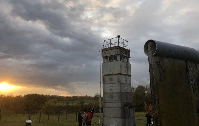 30 Jahre Mauerfall: Diverse Museen halten die Erinnerung an