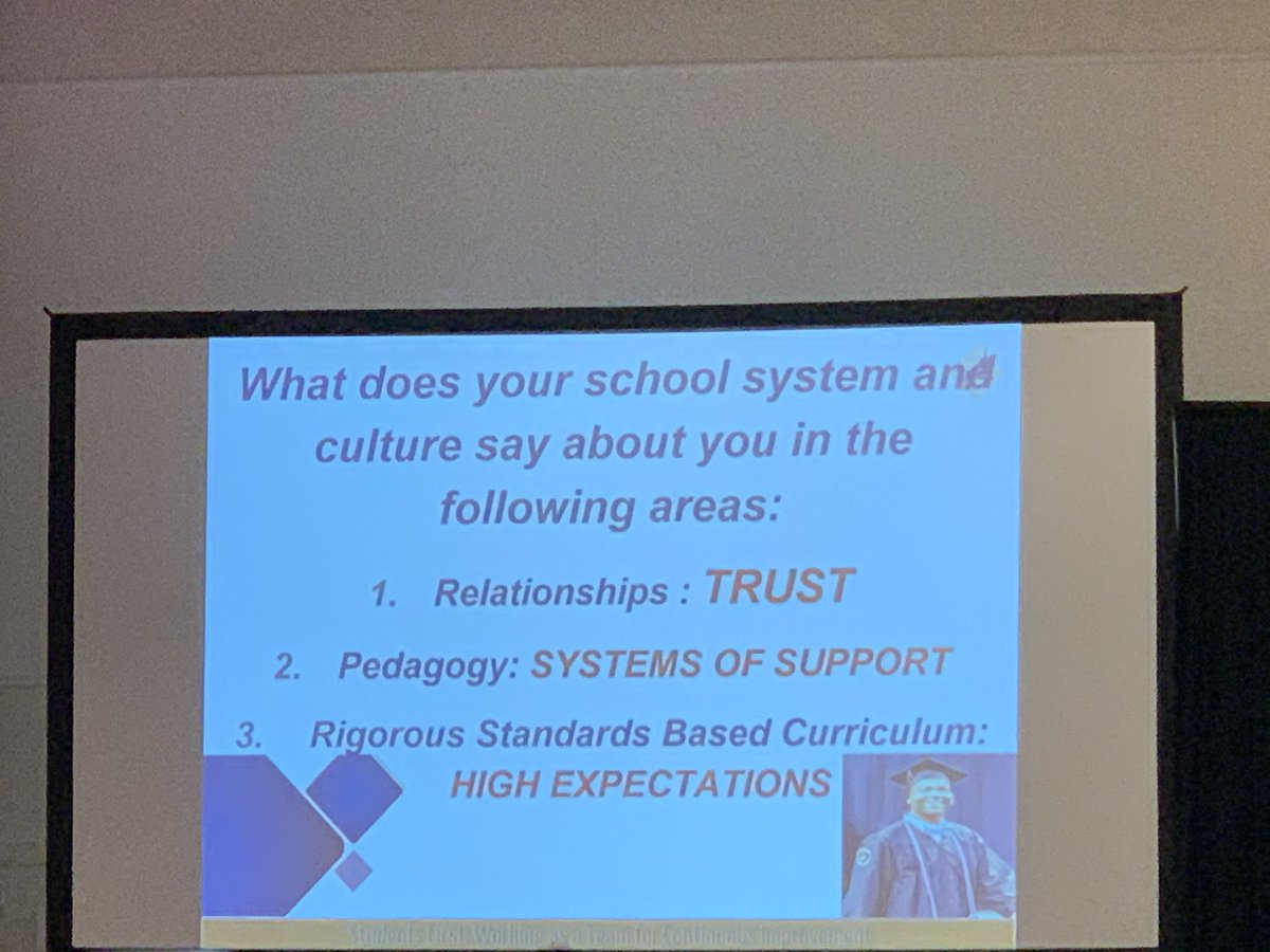 "My takeaway from @TPS_501's superintendent Dr. Tiffany Anderson's (first Black lady to be superintendent in Kansas 😏) opening session was this: ""Life will be better for you because I exist. Have your moment, but let it be a MOMENT. What are you going to do about it?"" #ASCDCEL"