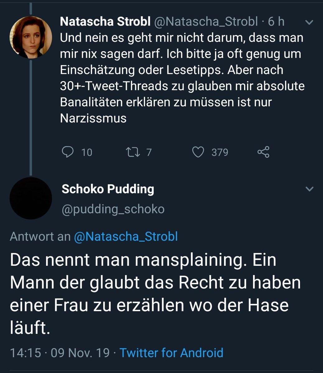 Natascha Strobl on Twitter: Anna wird gestalkt und ihre
