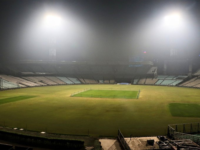 #INDvBAN #DayNightTestDay/Night Test: More than 50,000 spectators expected on first three days at Eden Read: http://toi.in/e8sVPb/a24gk