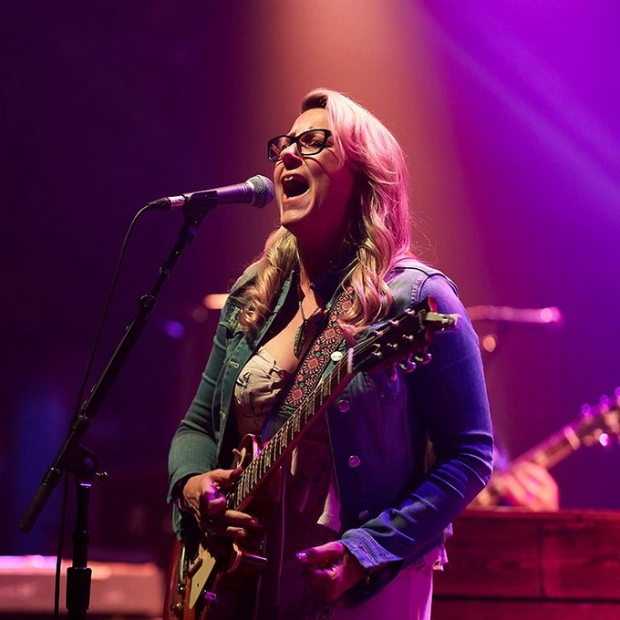 Happy birthday to the wonderfully talented, Susan Tedeschi