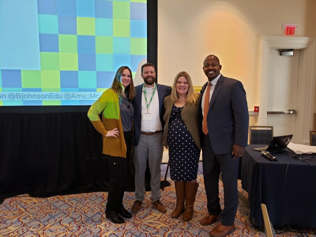 Loved presenting with this rockstar team on teacher leadership and hearing from our participants what their districts are doing!  #ascdcel @EL_ASCD @ASCD @JCrossedu @EduGannon @bjohnsonEDU<br>http://pic.twitter.com/ErtDOHtICO