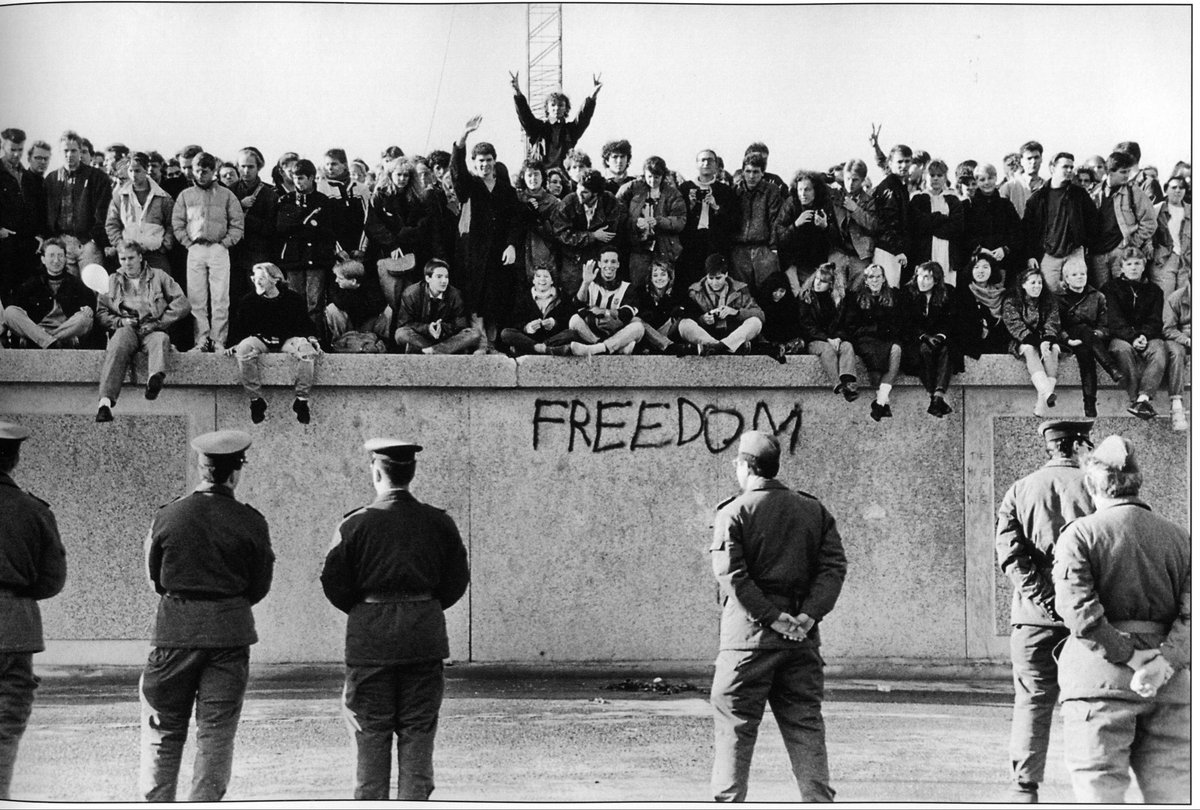 30 years ago today, the Berlin Wall fell—marking a major triumph of democracy over division. As we face a resurgence of authoritarian powers across the globe, we must reject those who would divide us and hold fast to our democratic principles.