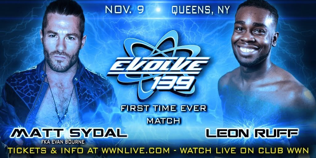 Matt Sydal Abruptly Leaves Match After Suffering Injury At Evolve 139