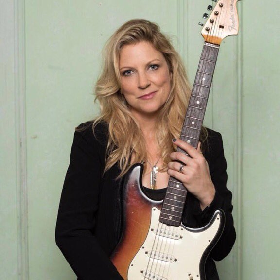 Happy Birthday today to  s fearless bandleader Susan Tedeschi!