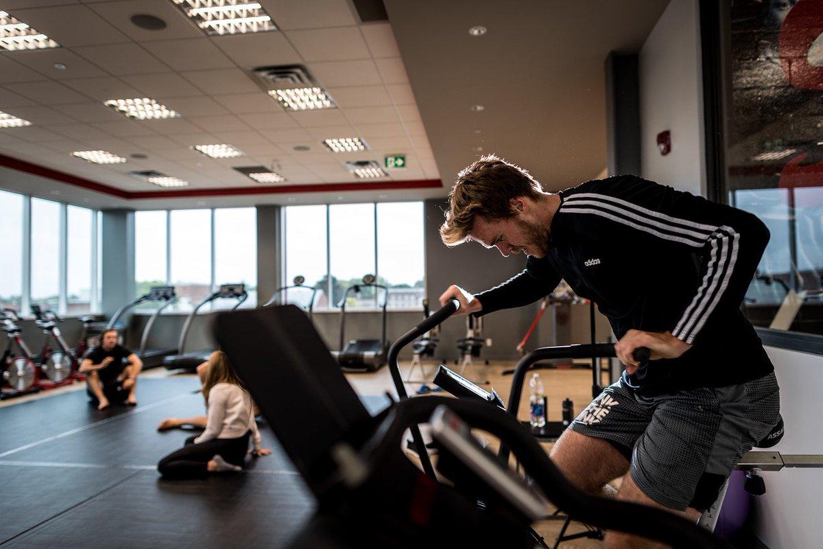 Getting the reps in with @GaryRobertsHPT @adidasCA #teamadidas