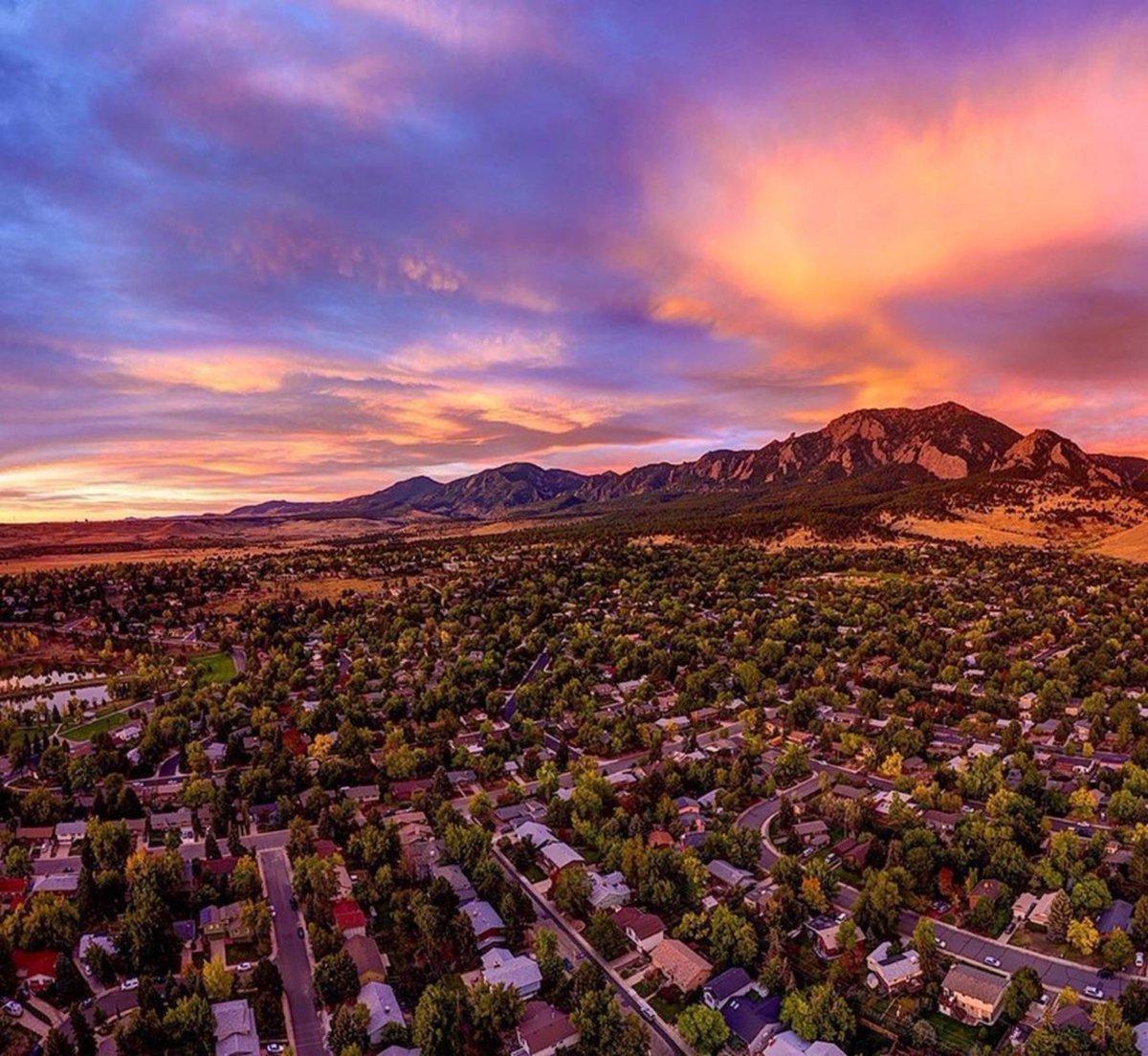 City Of Boulder On Twitter Boulder Youre So Enchanting