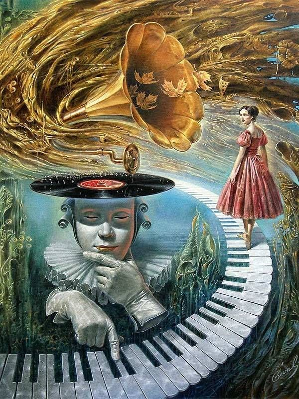 To practice any #art, no matter how well or badly, is a way to make your soul grow. So do it. KURT VONNEGUT #amwriting #writing #Art Cheval