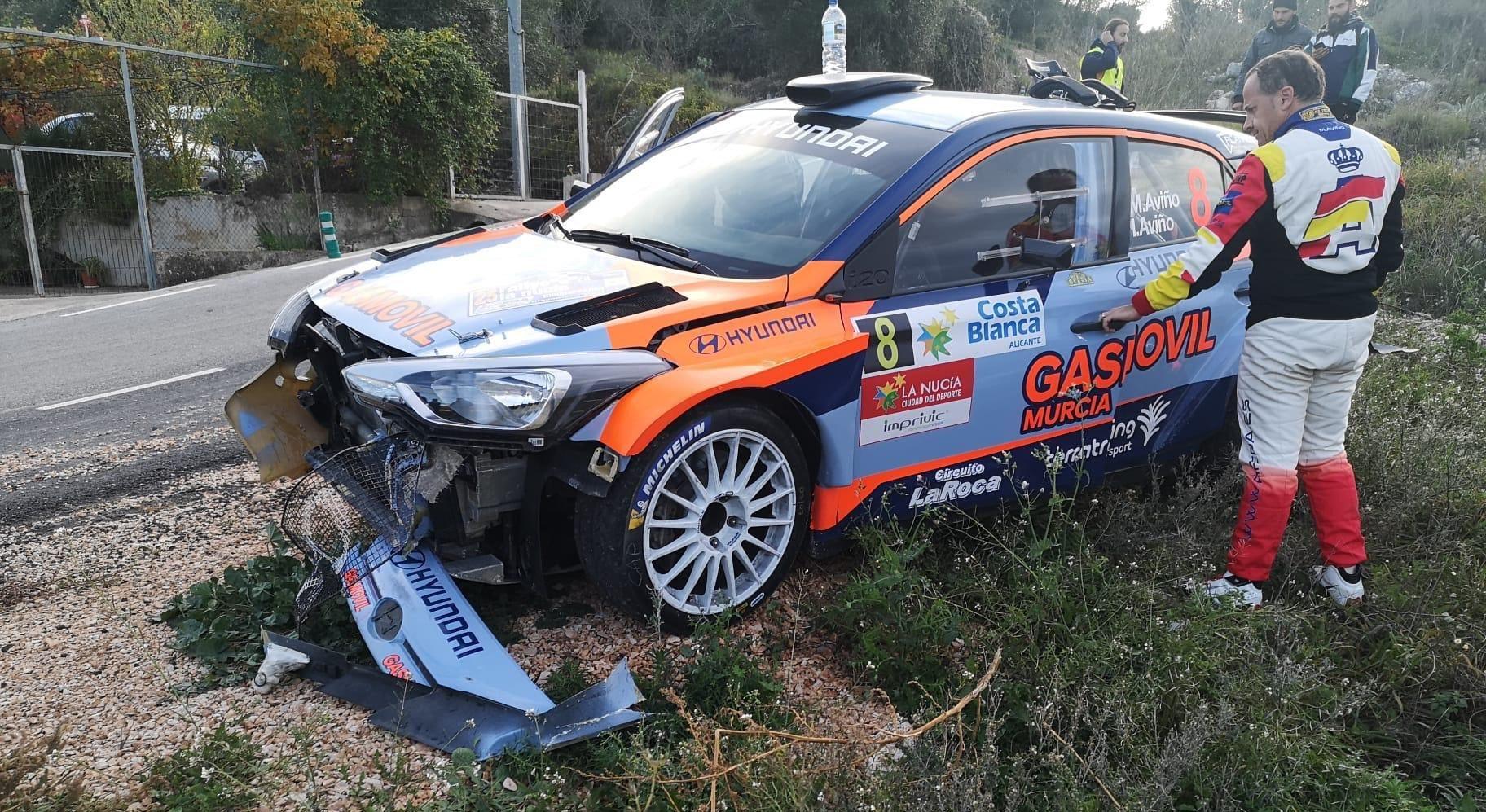 CERA: 25º Rallye La Nucía - Troféo Mediterráneo Costa Blanca [8-9 Noviembre] - Página 2 EI8rY1mWkAUAdjS?format=jpg&name=large