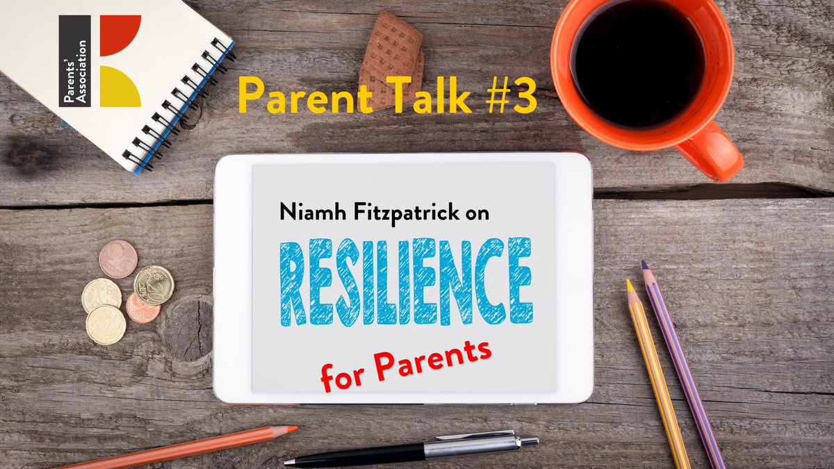 test Twitter Media - How can we build our capacity to be resilient so that we can help our children handle the challenges of everyday life? We are delighted to welcome psychologist Niamh Fitzpatrick to our school on Tue 12th Nov 7.30pm to address the topic of 'Parent Resilience' @NFitzPsychology https://t.co/Jx6Gt7Cpdk